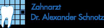 Zahnarzt Dr.med.dent. Alexander Schnotz